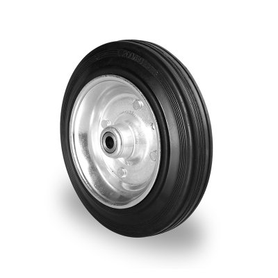 Steel rim/solid rubber series SBS4